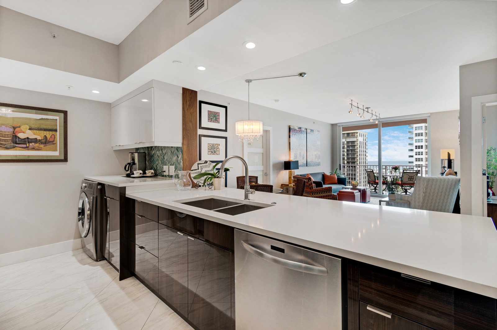 Tides at Bridgeside Condo #1013 Kitchen