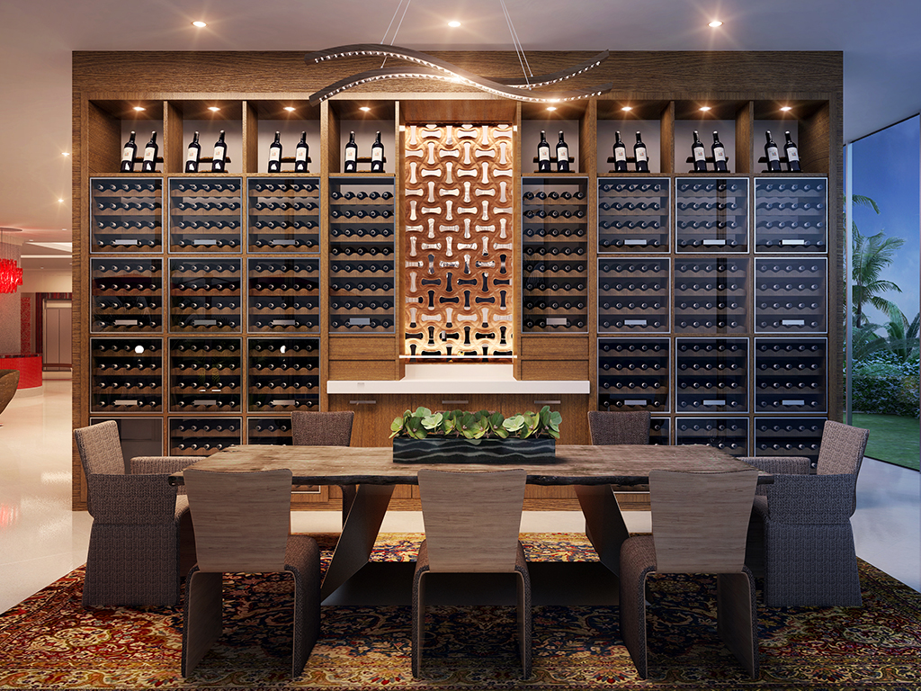 Wine Celler at Privage