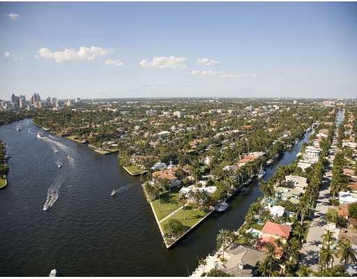 Fort Lauderdale canalfront homes