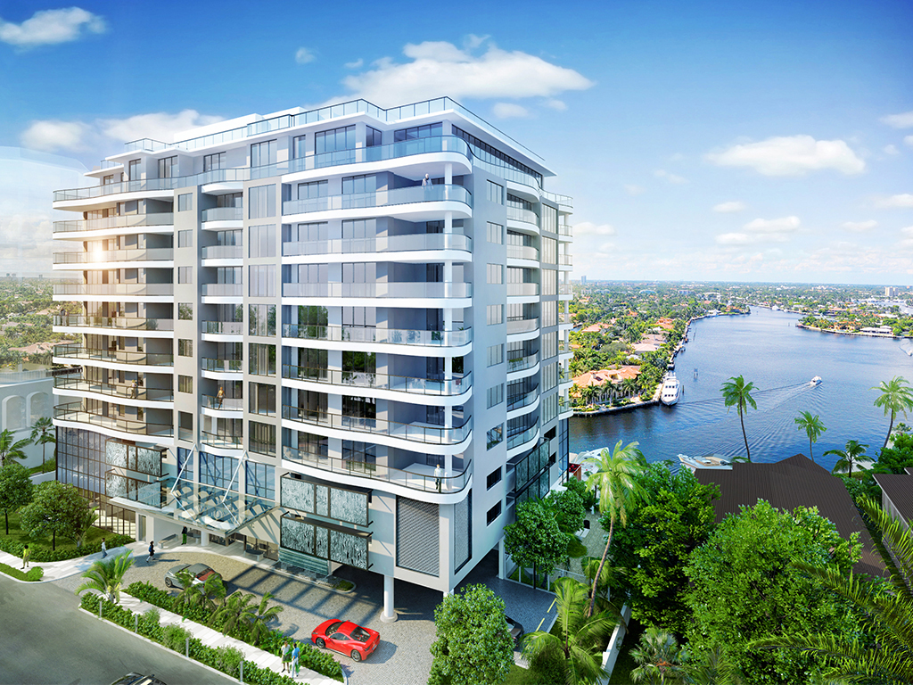 Twenty Two Luxury Fort Lauderdale Condominiums About To Be Built Privage